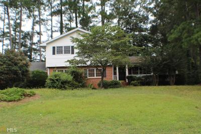 Conyers Single Family Home New: 3730 Sandhill Dr