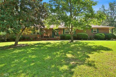 Grantville Single Family Home For Sale: 39 Emmett Young Rd