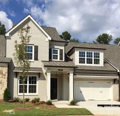 Cobb County Condo/Townhouse New: 3495 Oakshire Dr