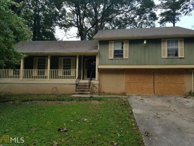 Clayton County Single Family Home New: 2079 Ashley Pl