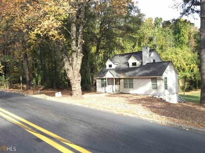 Fulton County Single Family Home For Sale: 2930 Hapeville Rd