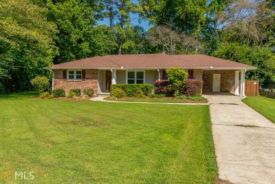 Dekalb County Single Family Home Under Contract: 1998 Woodbine Ter