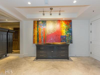 Park Place On Peachtree Condo/Townhouse For Sale: 2660 Peachtree Rd #32G