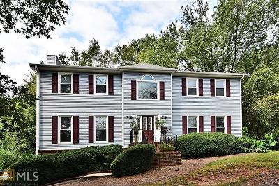 Lawrenceville Single Family Home New: 280 Timber Laurel Ln