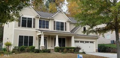 Gwinnett County Single Family Home New: 169 Park Pointe Way