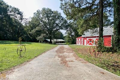 Paulding County Single Family Home For Sale: 1854 School Rd