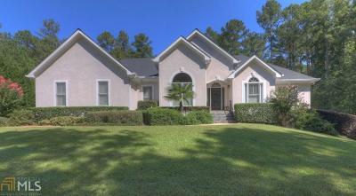 Mcdonough Single Family Home New: 1320 Brannan Rd