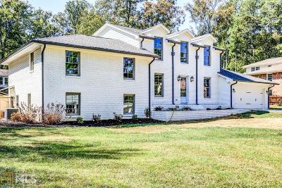 Dekalb County Single Family Home New: 2333 Academy Ct