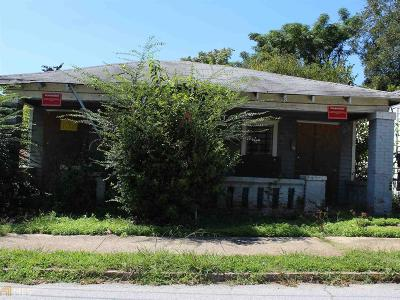 Fulton County Multi Family Home New: 973 Ira