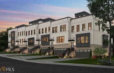 Cobb County Single Family Home New: 4400 W Atlanta Rd