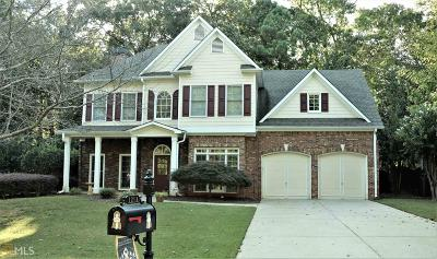 Cobb County Single Family Home New: 1213 Indian Hills Pkwy