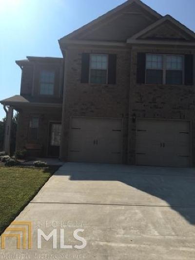 Fairburn Single Family Home New: 6525 Muirfield Point