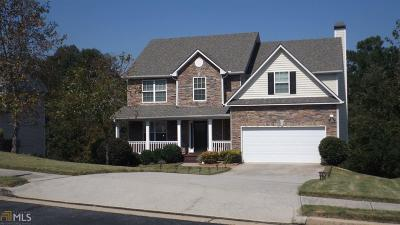 Conyers Single Family Home New: 1377 NE River Club Dr