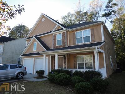 Fairburn Single Family Home New: 7287 Walton Hills
