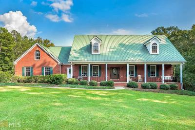 Butts County Single Family Home For Sale: 199 Arthur Smith Rd