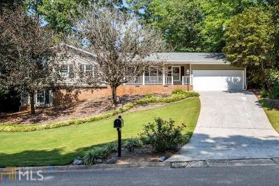 Cobb County Single Family Home New: 3699 Creekstone Way