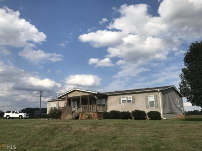 Elbert County, Franklin County, Hart County Single Family Home For Sale: 1192 Roper Rd