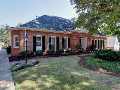 Cobb County Single Family Home New: 3355 Stovehill Ct