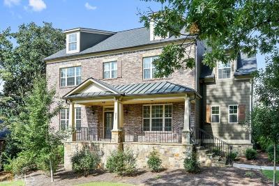 Cobb County Single Family Home New: 3907 Central Garden Ct