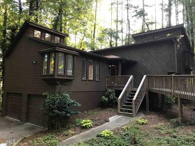Cobb County Single Family Home New: 3601 Westpoint