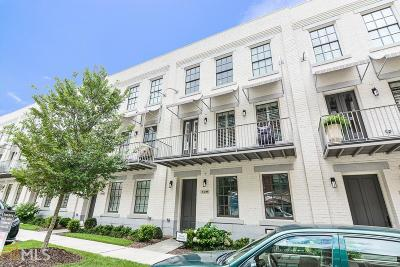 Atlanta Condo/Townhouse New: 320 Stonemont Dr