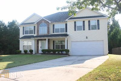 Covington Single Family Home New: 395 Oak Terrace Dr