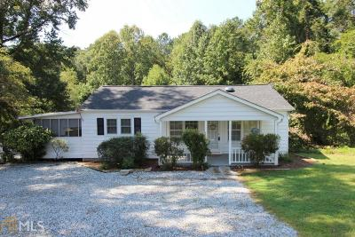 Fulton County Single Family Home New: 9320 Coleman Rd