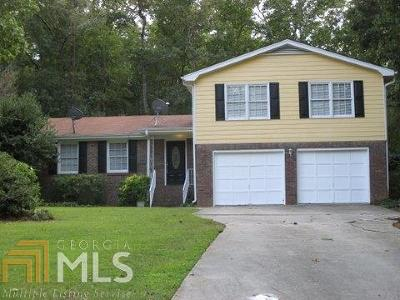 Conyers Single Family Home New: 2253 Hampton Trl