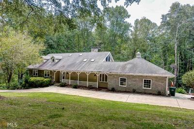 Cobb County Single Family Home New: 4132 Manson Ave