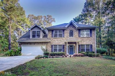Covington Single Family Home New: 1593 Valley View Rd
