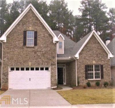 Dacula Single Family Home Under Contract: 727 Retreat Woods Way