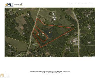 Loganville Residential Lots & Land For Sale: 4200 Cannon Rd