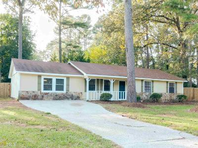 Henry County Single Family Home New: 118 Fairview Way