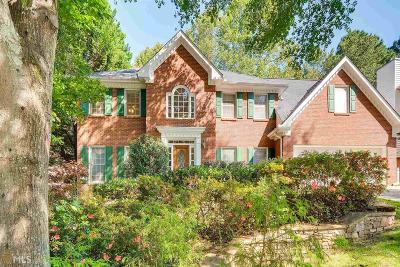 Alpharetta Single Family Home New: 10785 Tuxford
