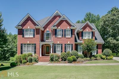 Gwinnett County Single Family Home New: 3375 Greenside Ct