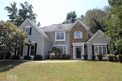 Johns Creek Single Family Home For Sale: 715 Creek Wind Ct