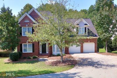 Fulton County Single Family Home New: 12310 Douglas Rd