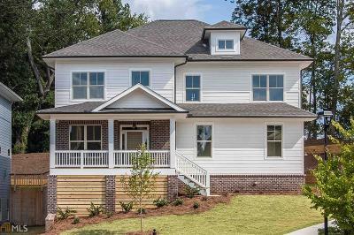 Dekalb County Single Family Home New: 2932 Silver Hill Terr
