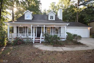 Lawrenceville Single Family Home New: 378 Russell Rd