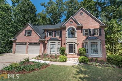 Cobb County Single Family Home New: 1866 Whitmire Pl