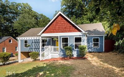 Dekalb County Single Family Home New: 84 Warren Street