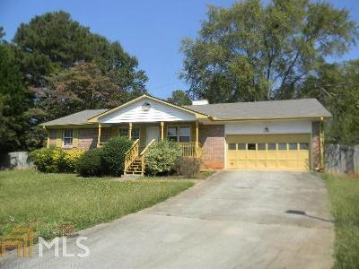 Conyers Single Family Home New: 2787 Bridle Path #5