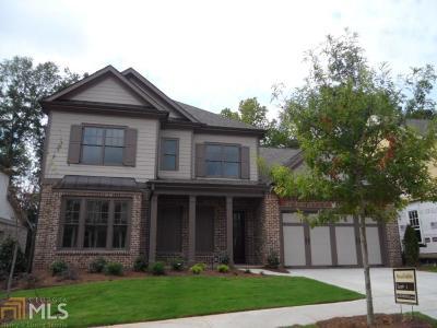 Fulton County Single Family Home For Sale: 2825 Cogburn Pt