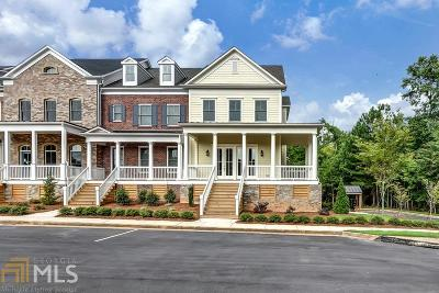 Fulton County Condo/Townhouse New: 1239 Parkstead Ln