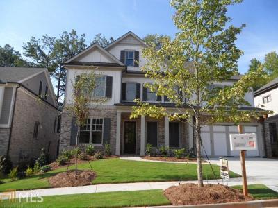 Fulton County Single Family Home New: 2835 Cogburn Pointe #4
