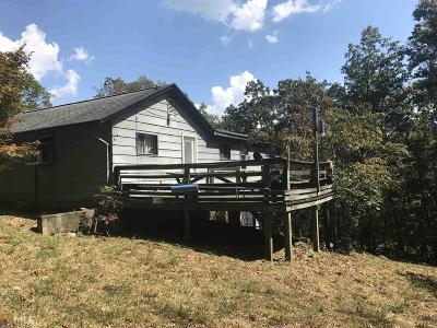 Rabun County Single Family Home For Sale: 790 Rock Mountain