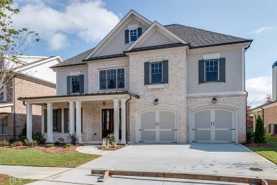 Alpharetta Single Family Home New: 12875 Cogburn Overlook #9