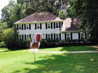 Gwinnett County Single Family Home New: 2523 Rockwood Way