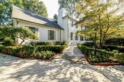 Sandy Springs Single Family Home For Sale: 325 Kelson Dr