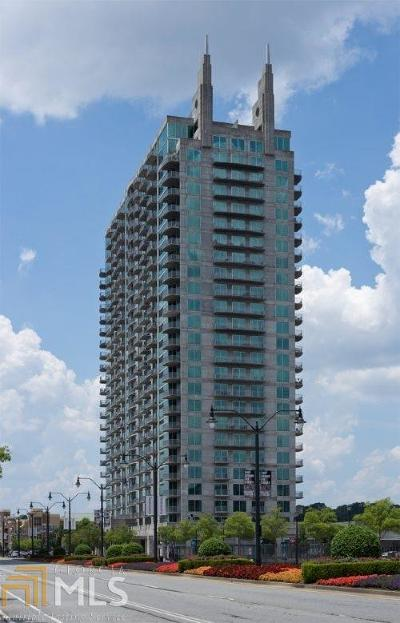 Atlanta Condo/Townhouse New: 361 17th Street NW #1021